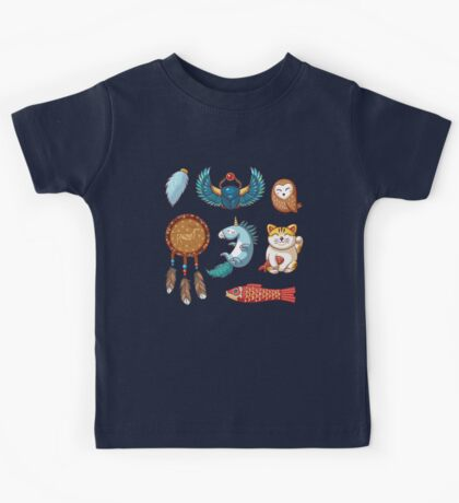 Lucky charms Kids Tee