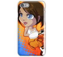 Portal: Chell iPhone Case/Skin