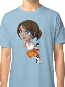 Portal: Chell Classic T-Shirt