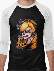 Halloween Men's Baseball ¾ T-Shirt