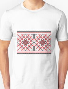 Traditional pattern illustration Unisex T-Shirt