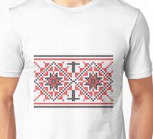 Traditional pattern illustration Unisex T-Shirt