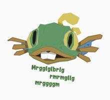 Murky Mggggglrgm One Piece - Short Sleeve