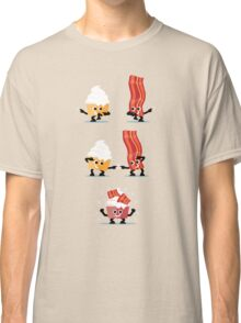 Character Fusion - Bacon Cupcakes Classic T-Shirt