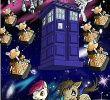 Doctor Whooves by Ashleigh Suter