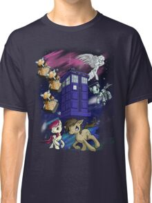 Doctor Whooves Classic T-Shirt