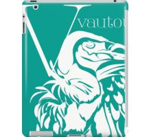 ABC-Book French Vulture iPad Case/Skin