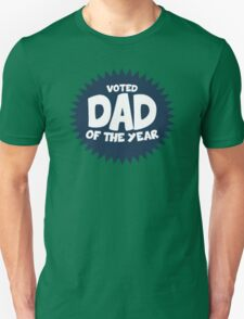 VOTE DAD OF THE YEAR T-Shirt