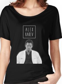 Alex Karev Women's Relaxed Fit T-Shirt