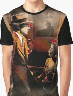 Obscure Affair Graphic T-Shirt