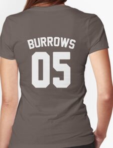 Jersey: Lincoln Burrows Womens Fitted T-Shirt