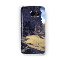 Cliffs galore Samsung Galaxy Case/Skin