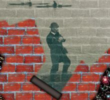 Mural Roller Sticker