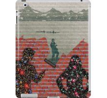 Mural Roller iPad Case/Skin