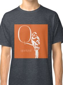 ABC-Book French Quetzal Classic T-Shirt