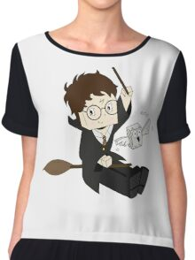 Harry Potter Chiffon Top