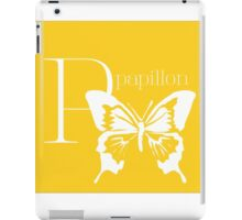 ABC-Book French Butterfly iPad Case/Skin