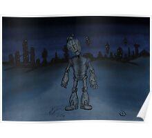 Robot Boy  Poster