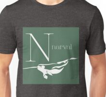 ABC-Book French narwhal Unisex T-Shirt