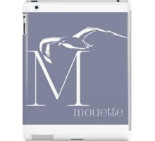 ABC-Book French Seagull iPad Case/Skin