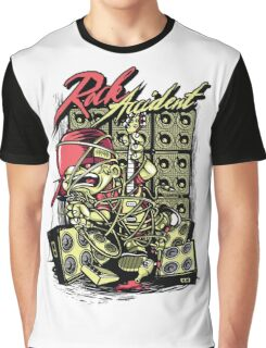 Rock Accident Graphic T-Shirt