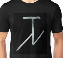 Alchemical Symbols - Boron Inverted Unisex T-Shirt