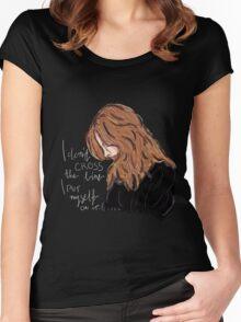 Kate Beckett Women's Fitted Scoop T-Shirt
