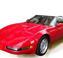 Corvette by schiabor