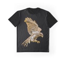 Northern Goshawk Graphic T-Shirt
