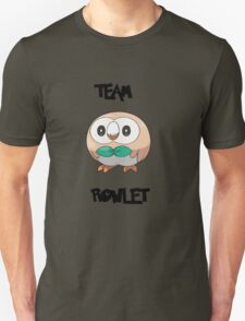 Team Rowlet. POKEMON T-Shirt