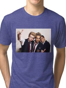 Busted Tri-blend T-Shirt