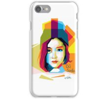 DJ SODA  iPhone Case/Skin