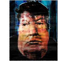 Donald Trump from HowToBasic Photographic Print