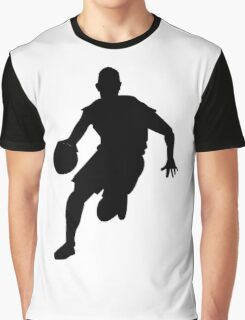Sport basketball silhouette Graphic T-Shirt