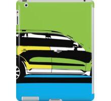 pop art car iPad Case/Skin
