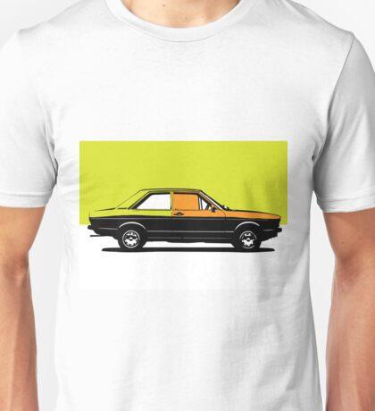 Pop art car Unisex T-Shirt