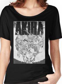 AKIRA - LOGO TSHIRT (HIGH QUALITY) Women's Relaxed Fit T-Shirt