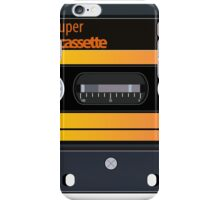 vintage audio tapes iPhone Case/Skin