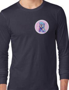 Vivi Button Long Sleeve T-Shirt