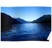 Lake Retreat Poster