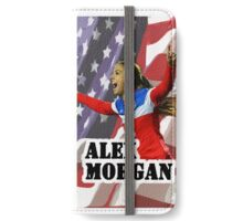 Alex Morgan iPhone Cover iPhone Wallet/Case/Skin