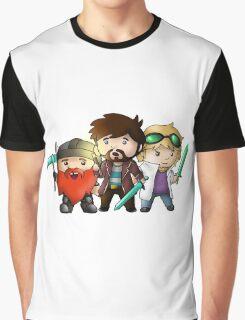 Chibicast Graphic T-Shirt