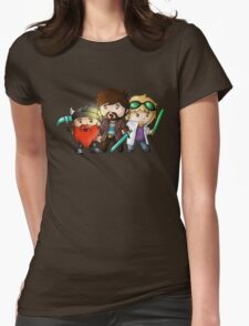 Chibicast Womens Fitted T-Shirt