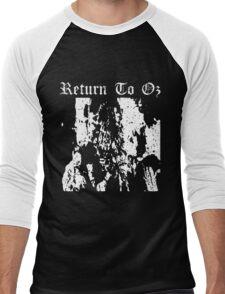 Oz Tribute Men's Baseball ¾ T-Shirt
