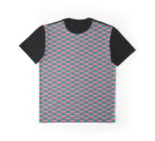 Spring Stripes of Colour  Graphic T-Shirt