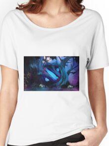 Dota 2 Logo Tshirt Graphic Women's Relaxed Fit T-Shirt