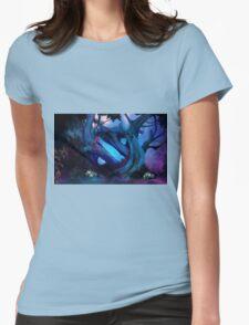 Dota 2 Logo Tshirt Graphic Womens Fitted T-Shirt