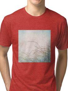 Grasses in the wind Tri-blend T-Shirt
