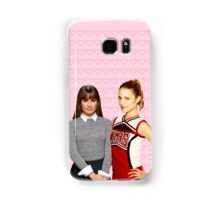 It all startd with a Blonde and a Brunette   Faberry Samsung Galaxy Case/Skin