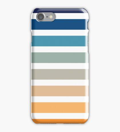 Beach- Sand, Ocean, Sunset sky Color Theme iPhone Case/Skin